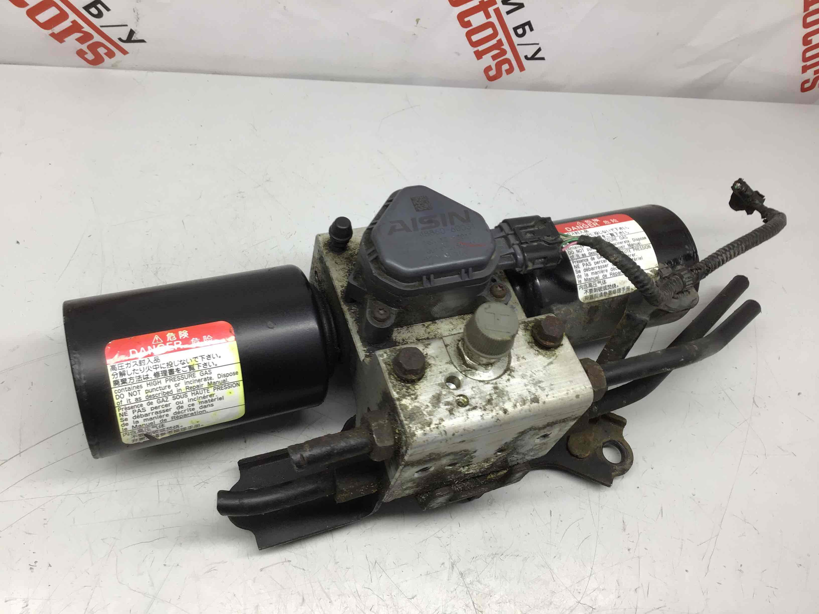 Гидроаккумулятор   48860-60031